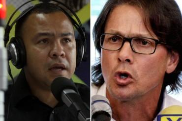 """¡ENLOQUECIÓ! Viceministro de Política Interior: """"Vamos a meter preso al malandro de Lorenzo Mendoza"""""""