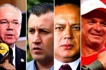 ¡NO SE SALVAN! Asamblea Nacional investigará los casos de narcotráfico vinculados al chavismo