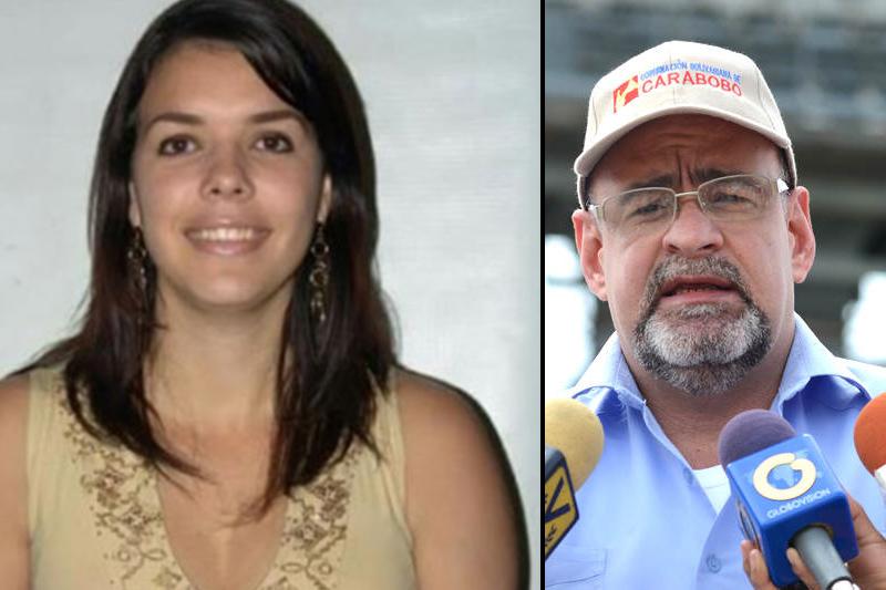 Foto: Izquierda: Vanessa Viscaya (El Pitazo)