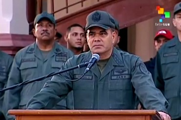 ¡CONTROL TOTAL! Padrino López ordenó asignar un general para cada rubro alimenticio
