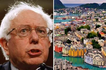 """Candidato socialista en EE.UU.: """"Cuando hablo de socialismo no evoco a Venezuela sino a Noruega"""""""