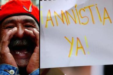 ¡CON LAS TABLAS EN LA CABEZA! VTV hace encuesta sobre amnistía en Twitter y la pierde por paliza