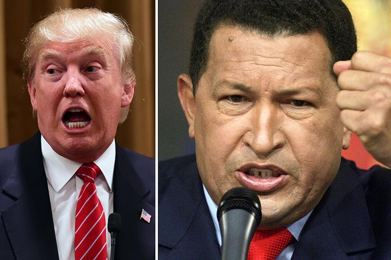 Hugo-chavez-donald-trump