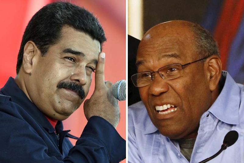 Maduro-Aristobulo-Isturiz