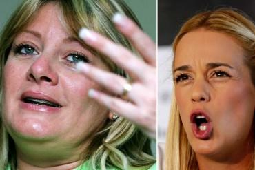 ¿Y A ELLA QUÉ LE PICÓ? Con este mensaje Marisabel Rodríguez atacó a Lilian Tintori en Twitter