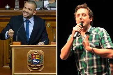 """¡IMPERDIBLE! Nacho le dio """"hasta con el tobo"""" a Roque Valero con su discurso en la Asamblea"""