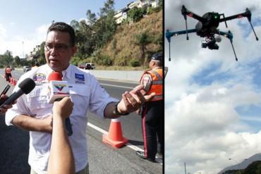 """¡ENTÉRATE! Ministro de Interior confía en que """"drones"""" resguarden a venezolanos en carnavales"""