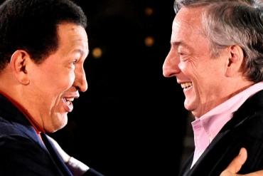 "Ex espía Kirchnerista: ""Chávez pidió a Néstor Kirchner reanudar la cooperación nuclear con Irán"""