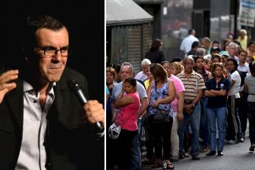 """¡A RESPONDER! La prueba de """"Verdadero o Falso"""" que Laureano Márquez hace a los venezolanos"""
