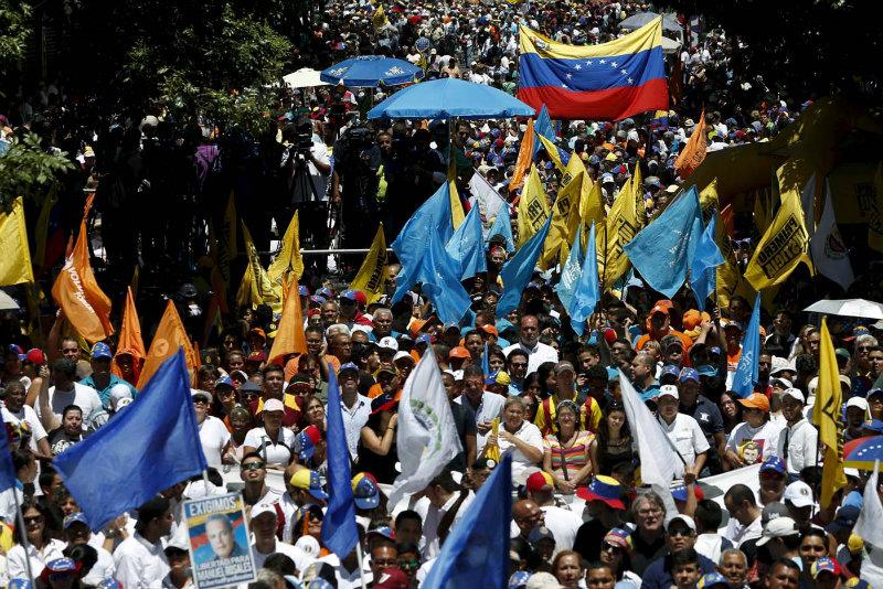 Créditos: AFP / Juan Barreto