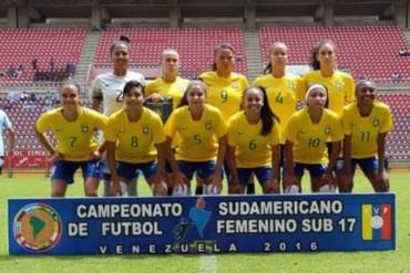 ¡VERGONZOSO! Robaron en Lara a selecciones femeninas de fútbol de Brasil, Ecuador y Perú