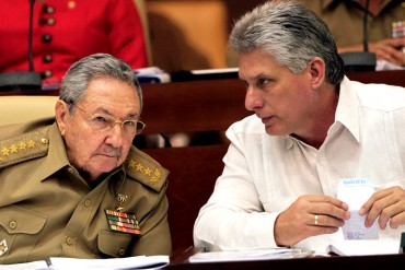¡QUÉ DESCARO! En avión con matrícula de Venezuela llega vicepresidente de Cuba a festejos en Managua (+Foto)
