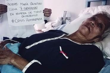 ¡SALUD EN TERAPIA INTENSIVA! Lanzan campaña para alertar sobre crisis humanitaria en Venezuela