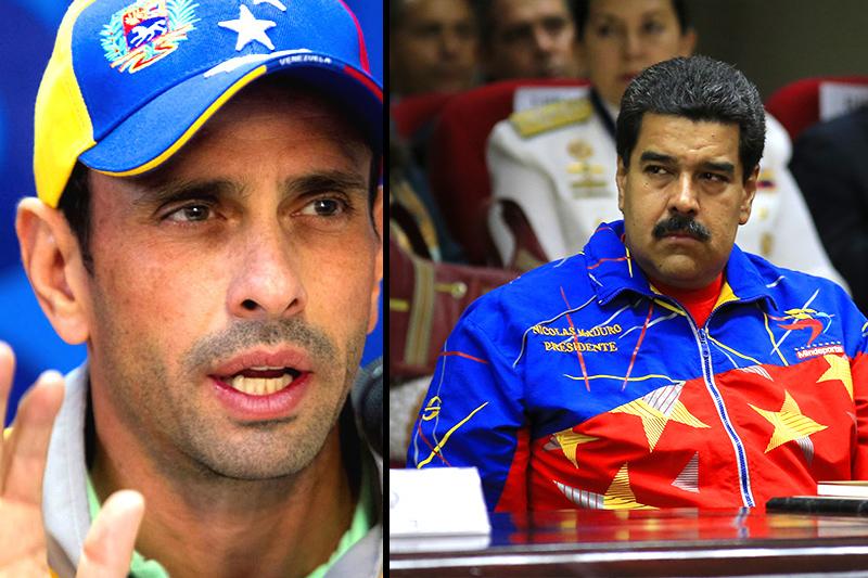Capriles-vs-Nicolas-Maduro-4