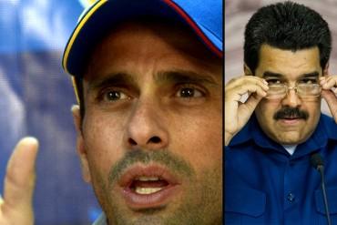 ¡TE LO CONTAMOS! Lo que dijo Capriles sobre el aumento salarial anunciado por Maduro
