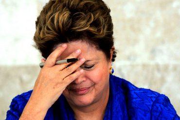 ¡ERA DE ESPERARSE! Dilma Rousseff fue destituida de la presidencia de Brasil