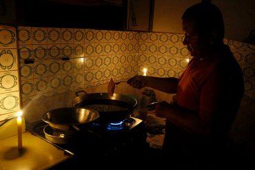 ¡HECHO EN REVOLUCIÓN! Maracaibo quedó a oscuras por quinta vez este #23Feb