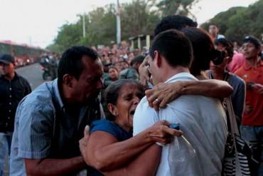 ¡IRIS LOS DEJA EN LIBERTAD! Liberan a «bachaqueros» durante evacuación de El Marite