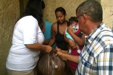 ¡UNA BURLA! Plan de alimentos casa por casa dejó por fuera al 98% de los Carabobeños