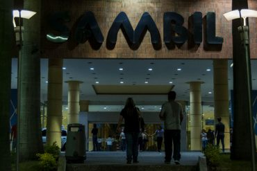 ¡URGENTE! Sambil Maracaibo cerró de manera INDEFINIDA: Corpoelec les quitó la electricidad