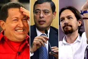 ¡GROTESCO DERROCHE! Rafael Isea confesó: Chávez pagó 7 millones de euros a Podemos