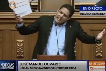 ¡GRAVE! En Venezuela faltan 872 fórmulas de medicamentos, según denunció Olivares