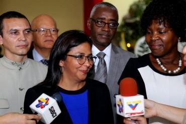 ¡LO ÚLTIMO! Venezuela y Guinea Bissau firman acuerdos de energía, seguridad y defensa