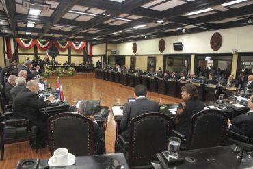¡LO ÚLTIMO! Parlamento de Costa Rica acusa a Maduro de violar orden constitucional (+Comunicado)