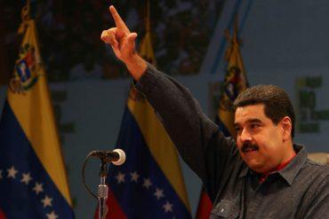 """¡EN VIDEO! Así respondió Maduro a """"Pepe"""" Mujica que lo calificó de """"loco como una cabra"""""""