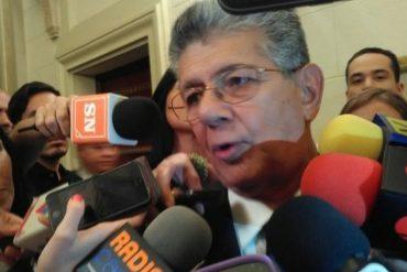 ¡LO VOLVIÓ A HACER! Así respondió Ramos Allup a amenazas de Nicolás (¡Maduro se retuerce!)