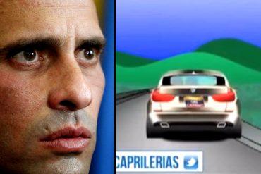"""¡NO SIRVEN PARA NADA! El grotesco video sobre la """"vida sexual"""" de Capriles que transmitió VTV"""