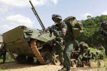 ¡GRAVE! Militares venezolanos instalaron campamento en Colombia (se apropiaron de terreno y cultivo)