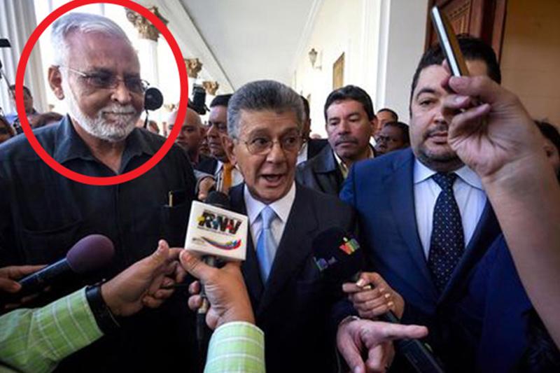 jefe-de-seguridad-ramos-allup-Coromoto Rodríguez