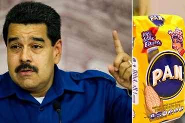 ¡ABSURDO! Maduro insiste en eliminar la arepa de harina de maíz del plato venezolano (Video)