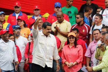 ¿LE CREEMOS? Maduro asegura que vive con Cilia en un apartamento modesto de Misión Vivienda