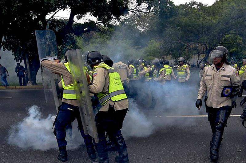Créditos: AFP.