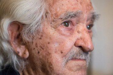 """¡ADIÓS, MAESTRO! Se fue Inocente Carreño: """"A Chávez lo detesté desde que salió derrotado por TV"""""""