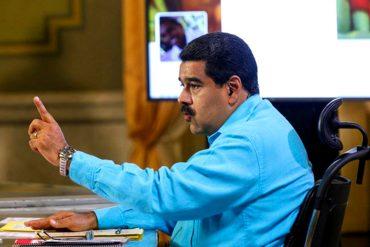 """¡ATENTOS CON ESTO! Maduro le """"pone el ojo"""" a Youtube y redes sociales: Cree que deben regularse"""
