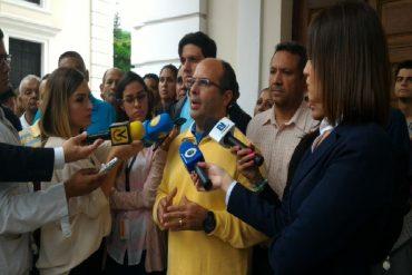 ¿GUISO? AN llama a comparecer a Motta Domínguez y Aristóbulo por crisis eléctrica