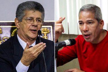 "¡QUIERE CONFRONTACIÓN! Gobernador de Anzoátegui denunció a Ramos Allup por ""instigación a delinquir"""