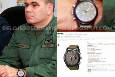 ¡TE LOS MOSTRAMOS! Los relojes del chavismo para los que deberás reunir más de 70 años