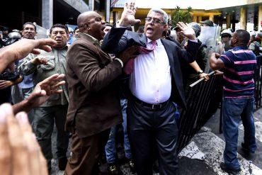 ¡LA MIRA EN VENEZUELA! Colombia rechazó agresiones de colectivos chavistas contra diputados opositores