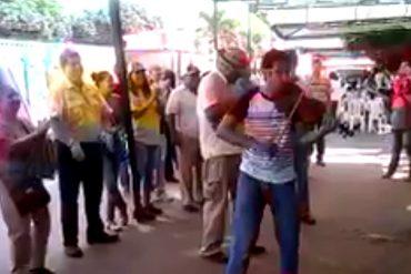 ¡CON SENTIMIENTO! Lara celebra con música venezolana jornada de validación de firmas (+Video)