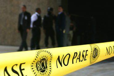 ¡HABLA UN TESTIGO!  Pistolero que ingresó al BCV quería matar a Maduro