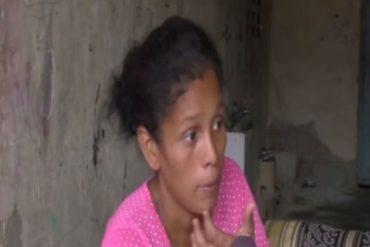¡CONMOVEDOR! El drama de una familia carabobeña: 10 de sus miembros están desnutridos (+Video)