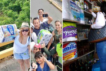 ¡ENTÉRATE! El producto más buscado en Cúcuta fue el papel higiénico (¡Gracias Nicolás!)