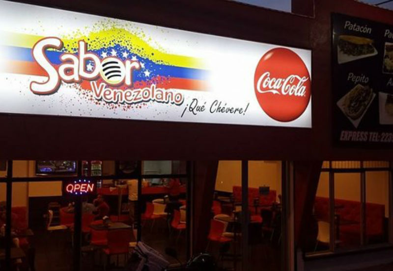 Crédito: Facebook: Sabor Venezolano