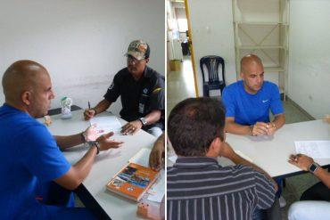¡PÍLLALO! Difunden supuestas fotos de Yonny Bolívar junto a fiscales del MP (¡Está en el hueso!)