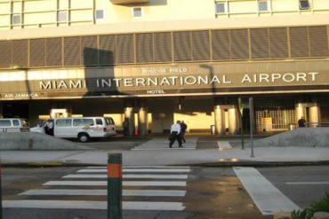 ¡ATENCIÓN! Cancelan visas y repatrian a 12 venezolanos que llegaron a Miami: Esta es la razón