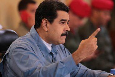 ¡Y TAL! Maduro: La oposición tenía ya lista la junta de transición, tengo los nombres (dijo que hay 5 detenidos)